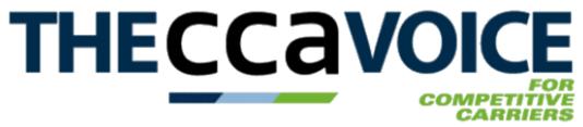 CCA Voice Magazine Logo