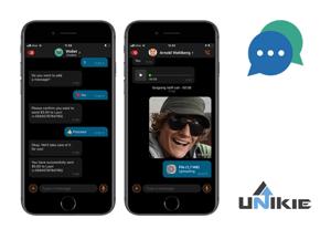 Unikie iOS RCS solution