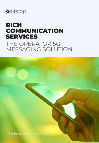 eBook Operator 5G Messaging Solution