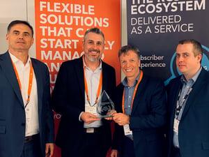 Interop Technologies Wins Leading Advanced Communications Award for RCS